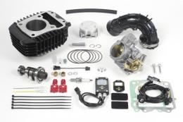 Hyper e-Stage Bore Up Kit(with Big throttle body)