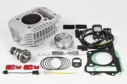 S-Stage α Bore Up Kit 181cc for GROM/MSX125SF