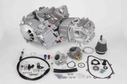 Super head4V+R Complete Engine181cc(DRY)