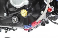 Special clutch cover kit(hydraulic)Black painted